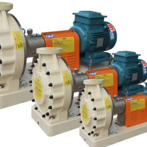 Chemical FRP Pool Pump